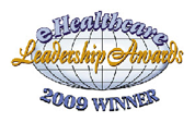 eHealthcare Leadership Awards 2009 Winner