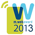 2013 Web Marketing Association Mobile Webaward