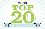 2009 Top 20 Under 20 Game Changing Company