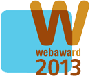 2013 Web Marketing Association Webaward