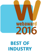 Best Interactive Services Website 2016 Webaward